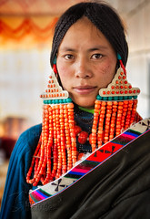 The bride (nico3d) Tags: tibet amdo tibetan kham tibetanplateau