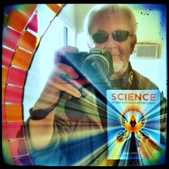 Blinding You With Science (Dom Guillochon) Tags: california light usa abstract art colors reflections fun shadows unitedstates sandiego couleurs science colori northpark ombres paulparsons domguillochon sciencein100keybreakthroughs
