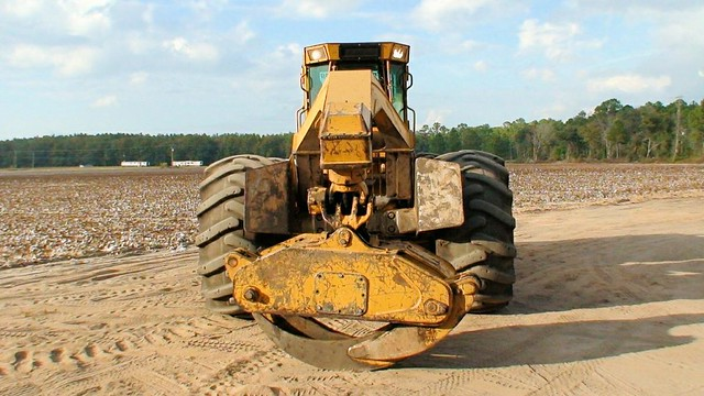 2007 Tigercat 620C Skidder for Sale at Forestry First 005