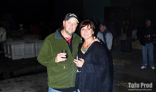 Sevtap Winery Event 2011