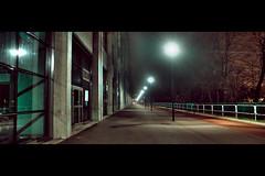 (!Roy) Tags: longexposure night canon long exposure poland krakow 1750 lantern tamron kraków cracow hdr wisła wisla 30d photomatix canoneos30d krakoff blonie lesserpoland tamron1750mmf28 błonie parkjordana