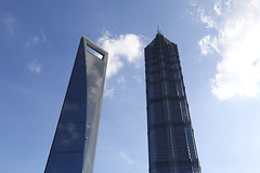 (LouisQiu) Tags: china city travel building shanghai   pudong           gettyimageschinaq12012