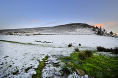 first winter snow (cal 311) Tags: winter sky snow ice landscape scotland nikon december perthshire hills d7000