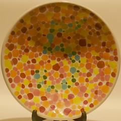 Colour blindness plate