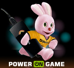 Duracell Power ON Game