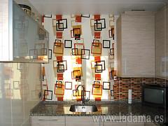 """Cortinas para Cocina, Visillos y Estores con tejidos coloridos y resistentes • <a style=""""font-size:0.8em;"""" href=""""http://www.flickr.com/photos/67662386@N08/6476374551/"""" target=""""_blank"""">View on Flickr</a>"""