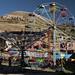 Piccolo lunapark in Juli