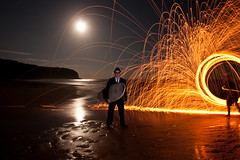 the cruel sea (mark silva) Tags: lightpainting surf nocturnal sydney australia surfing fullmoon nsw paintingwithlight moonlight nocturne nocturnes turimettabeach micarttttworldphotographyawards micartttt perfectactionshot fullmoonwillbetotallyeclipsedbytheearth michaelchee