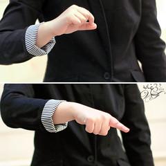 """لغة الاشارة..sign language #8 """"يَكْره"""" ( غ ــآلـيـۃ) Tags:"""