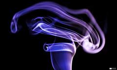 Smoke Art (Daniel Wildi Photography) Tags: color art switzerland smoke flash colored incense strobe rubigen 2011 cantonbern canonspeedlite580exii danielwildiphotography