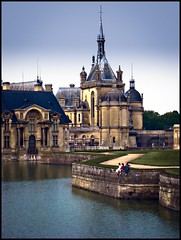 Chateau de Chantilly (plitch) Tags: france castle architecture chapel andromeda chateau chantilly wowhalloffame plitch plitchphotostream purplegroupno10 7timesasnice artistoftheyearlevel7 chariotsofartistslevel10 rememberthatmomentlevel6