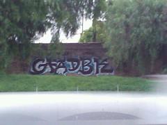 GFA DBK (DaBluntedKrook) Tags: ontario graffiti 10 sage freeway ie gfa dbk skoer