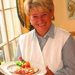 Frühstück bei Frau Helga im Hotel Ronacher