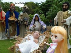 Ivy e o Presépio Lucas 17;21!!