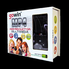 MP4 Gowin (GowinMx) Tags: red music radio video 4 musica speaker gb bateria electronica fm mp4 bocina gowin recargable
