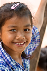 Ferry Girl 4587 (Ursula in Aus (Away)) Tags: portrait girl female laos lao attapeu earthasia