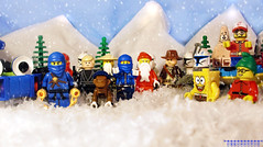 Day 354 (chrisofpie) Tags: chris pie monkey lego doug legos hero heroes minifig roger minifigure bluehat legohero chrisofpie rogeranddoug 365legos dougthechimp