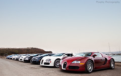 10x Veyron (Murphy Photography) Tags: sport san francisco grand bugatti coupe veyron supersport