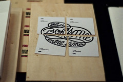 La Bohme Branding (This is Pacifica) Tags: illustration design porto fooddrink 2011 labohme sizel labohmebranding ce352f