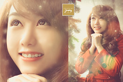 Its Beginning To Look A Lot Like Christmas! (JAY ZHANG) Tags: christmas look model like lot vietnam beginning to saigon its a jayzhang