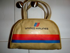 UAkid-1 (jetgirlworldwide) Tags: united airways airlines tote jetgirl flightbag airlinememorabilia