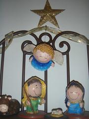 Merry Christmas!! (Original Vernica Prez) Tags: e papier nativity mache papiermache nativityset originalveronicaperez nativitysetinpapiermache
