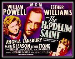 The Hoodlum Saint (kafski) Tags: saint stone movie james williams lewis william powell movies esther angela gleason hoodlum lansbury angelalansbury 2011 estherwilliams williampowell lewisstone jamesgleason thehoodlumsaint
