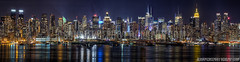 NYC skyline at night - pano (Jason Pierce Photography) Tags: city nyc panorama newyork beauty skyline canon giant poster big long cityscape pano cityscapes panoramic master huge hudsonriver nightscene westsidehighway scape hdr entire urbanlandscape jasonpierce hdrpano manhattanskylineatnight newyorkcityphotography nyccityscapes newyorkcitycityscapes jasonpiercephotography moofles