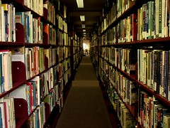 Many ~ Explore (2bmolar) Tags: lines point vanishingpoint many library books pa rows vanishing aisles pottsville schuylkillcounty lightattheend tp51 ourdailychallenge