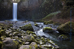 Abiqua Falls (steveheinrichsphotography) Tags: oregon waterfalls creeks cascadefoothills canon40d abiquacreek abiquafalls steveheinrichsphotography