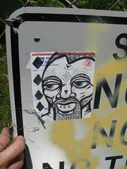 ras terms slap (httpill) Tags: streetart art graffiti oakland sticker tag graf slap ras terms slaptag httpill