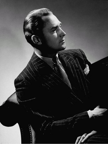 Brian Aherne, - 1938_ Photo by George Hurrell