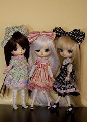 Goodbye 2011! // ADAW 52/52 (Pyochi) Tags: chile marie doll dal clothes ap pullip soma shanti angelic chantilly maretti buu angelicpretty leeke leekeworld adaw lizbel
