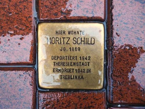 STOLPERSTEIN   Gegen Das Vergessen    Vor Dem Haus Herrmannstrasse 36 In  Dortmund