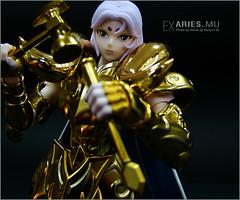 ARIES_EX_09 (Ashila@) Tags: ex saint gold cloth myth aries seiya