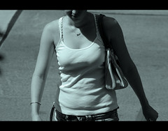 summer street_02 (Prime_Shot) Tags: street summer girl female photography nikon breasts time top d40