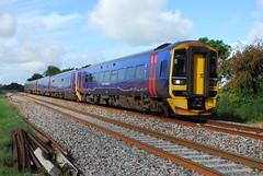 158 951 (hugh llewelyn) Tags: all transport class types 158