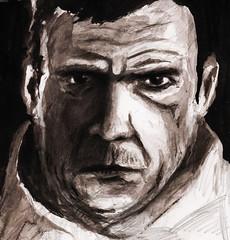 portrait (Jim_V) Tags: portrait ink painting doodle