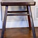 166. Antique Chinese Hardwood Table