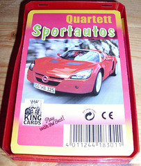 King Cards 183011 Sportautos (Zappadong) Tags: game cards king card trump cardgame quartett trumpf kartenspiel fv trumps spielkarten kic kwartet 183011 quartettspiel sportautos technikquartett