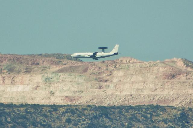 awacs landing
