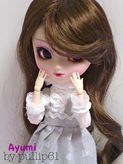 Ayumi(pullip Bonita) (Lili-Cupcake) Tags: ebay handmade main style creation wig bonita pullip limited edition couture ayumi complete fait obitsu