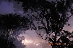 Wild (lisa marie donahoo) Tags: sky storm nikon lightning cluds d5000 lisamariedonahoo