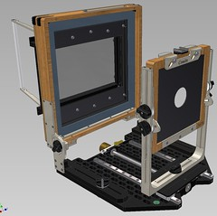 #My DIY project for 2012:  Comte, a 5x78 large format camera (stormpetrel_geek_mode) Tags: diy largeformatcamera 5x7 comte 5x8 5x78