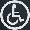 Disabled acccess (Leo Reynolds) Tags: xleol30x squaredcircle wheelchair signsafety signinformation sqlondon canon eos 7d 0004sec f45 iso320 190mm sqset072 hpexif sign xx2012xx