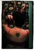 Celtic Tree Tattoo (Mickie Newton-Carline) Tags: portrait selfportrait fujifilm paintshoppro ocd fujifinepix fujifilmfinepix fujifinepixs5800 ourdailychallenge