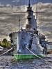 Crucero Aurora, San Petersburgo (Rusia) (Alejandro Cárdaba Rubio) Tags: stpetersburg olympus hdr rusia sanktpeterburg sanpetersburgo cruceroaurora