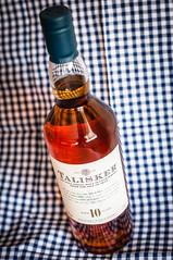 Talisker (Robert F. Stokes) Tags: scotland isleofskye bottles peat whisky scotch singlemalt talisker oldbottle wateroflife