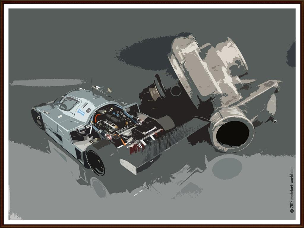 Color online standox - Sauber C9 Art Collection 1 Modelartworld Tags Sauber Modelcar C9 118 Modellauto