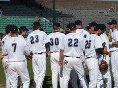 Numb3rs (mestes76) Tags: sports minnesota baseball numbers duluth startinglineup numb3rs 061211 duluthhuskies wadestadium msh0312 msh03122